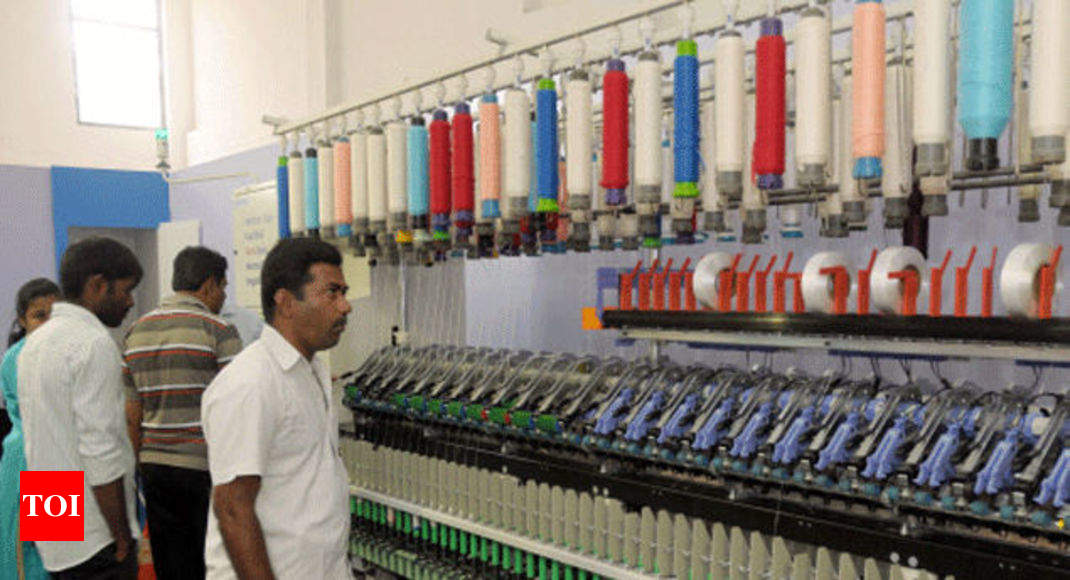 Textile industry seeks lower duties, more funds for growth