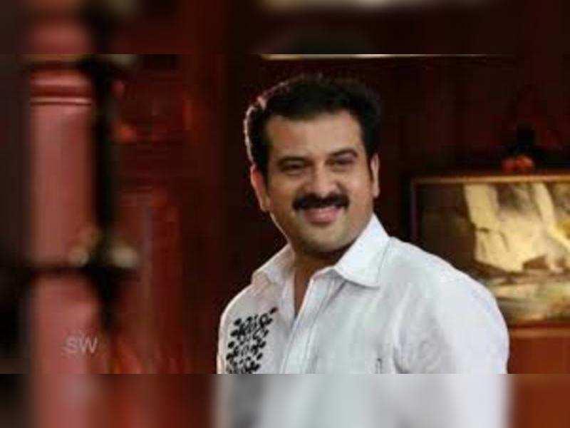 Serial actor Sajan Surya: Sajan Surya gets busy - Times of India
