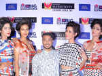 Celebs @ Ken Ferns collection preview