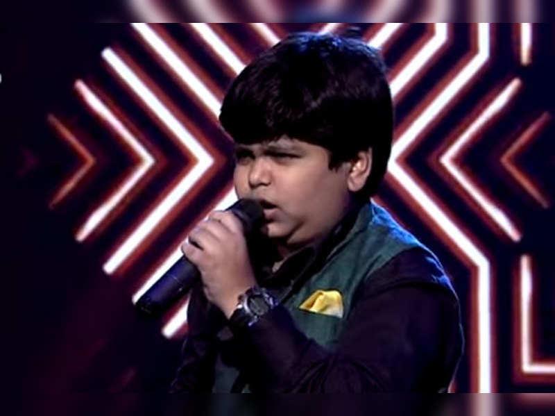 I want to sing for Shah Rukh Khan: 'Sa Re Ga Ma Li'l Champs' winner