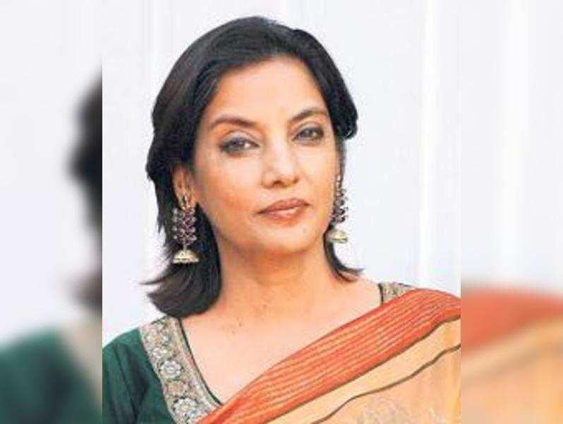 Shabana Azmi was a 'crazy' fan of Shashi Kapoor
