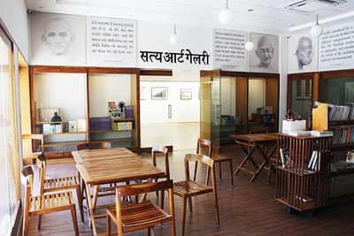 Ahmedabad cafes go beyond good food