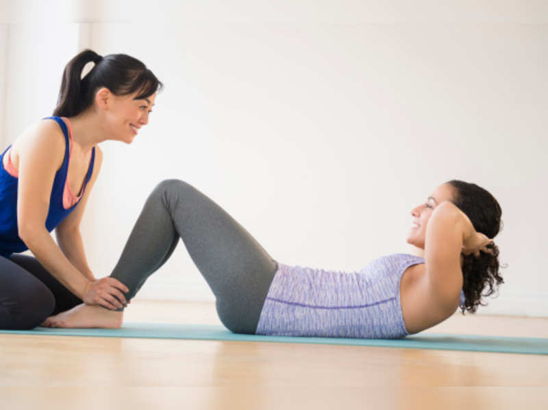 Do sit-ups really help reduce belly fat?