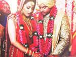 Suresh Raina's wedding