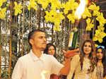 Manita Kohli's birthday party