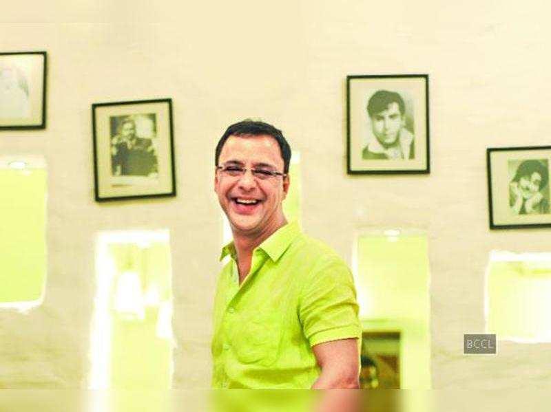 Vidhu Vinod Chopra: I was arrogant, volatile and violent, living with Anu has changed me