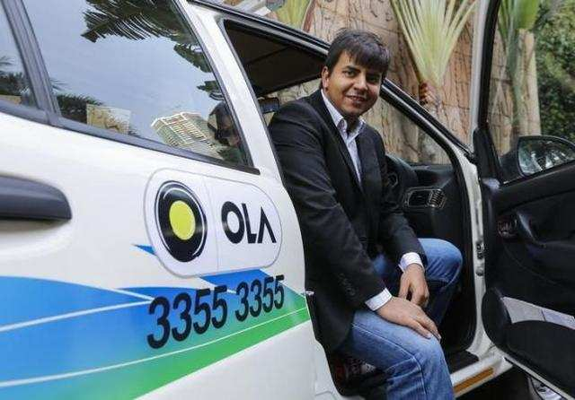 Ola's plan mirrors rival Uber's model in several foreign cities where the US firm has ventured into logistics.