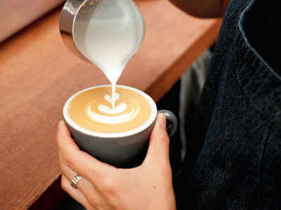 How to get arty with your latte