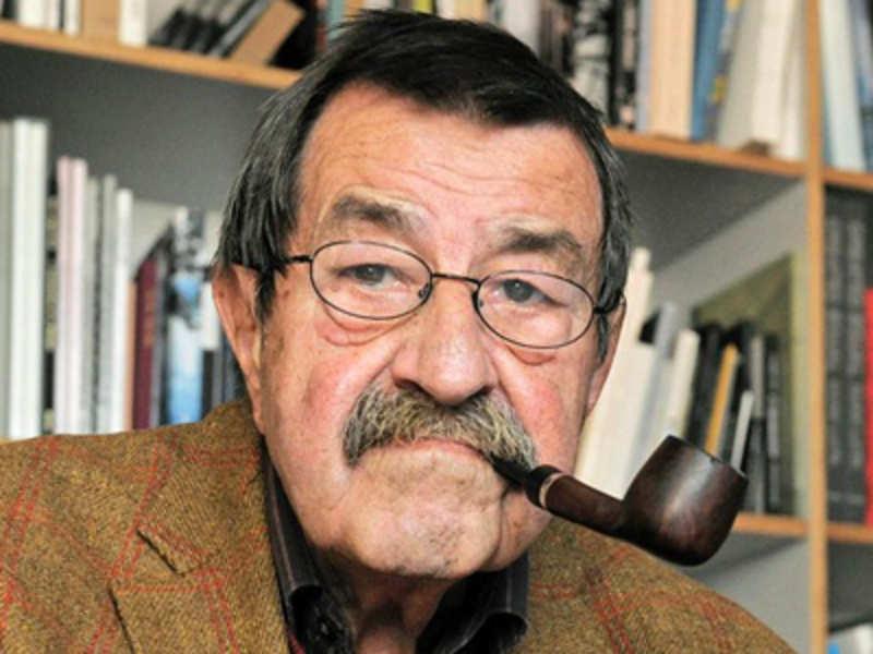 Author of The Tin Drum, Gunter Grass dies