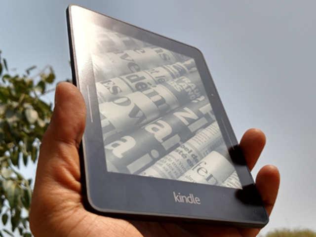 Amazon Kindle Voyage review | Gadgets Now