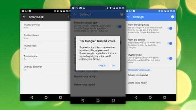 Facebook: Now, unlock your Android smartphones with voice commands