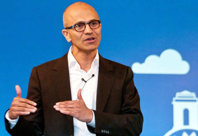 Technology giant Microsoft's Indian-origin chief Satya Nadella has emerged as the top-paid CEO in the US, as per a new list.