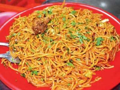 Nashik's street food paradise