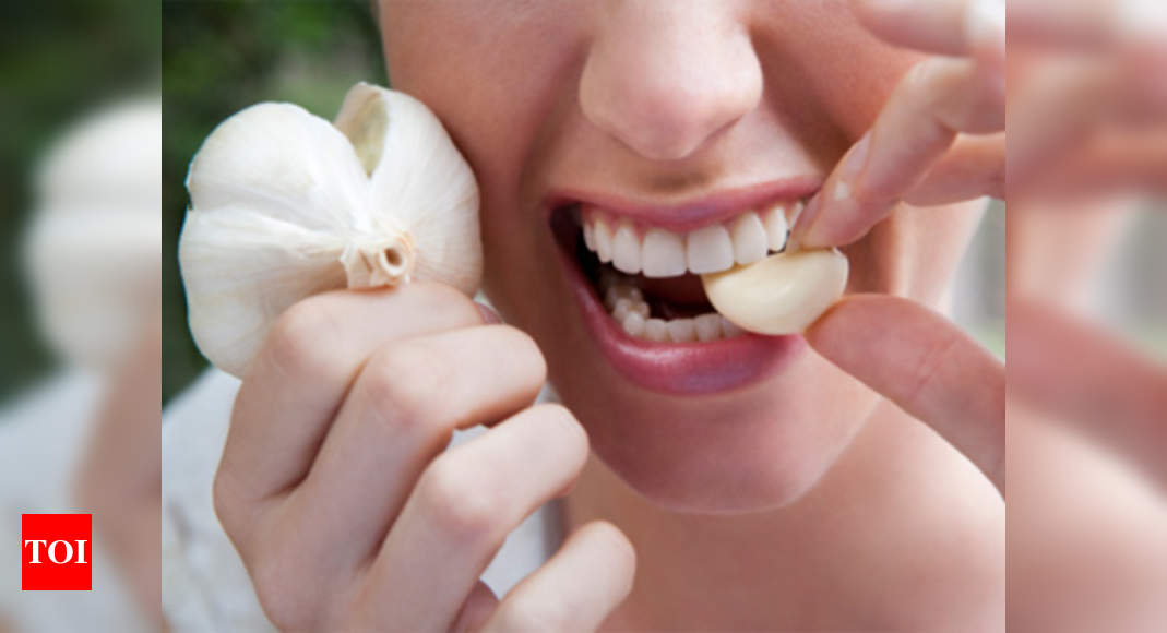 Why You Should Eat Garlic Empty Stomach Times Of India