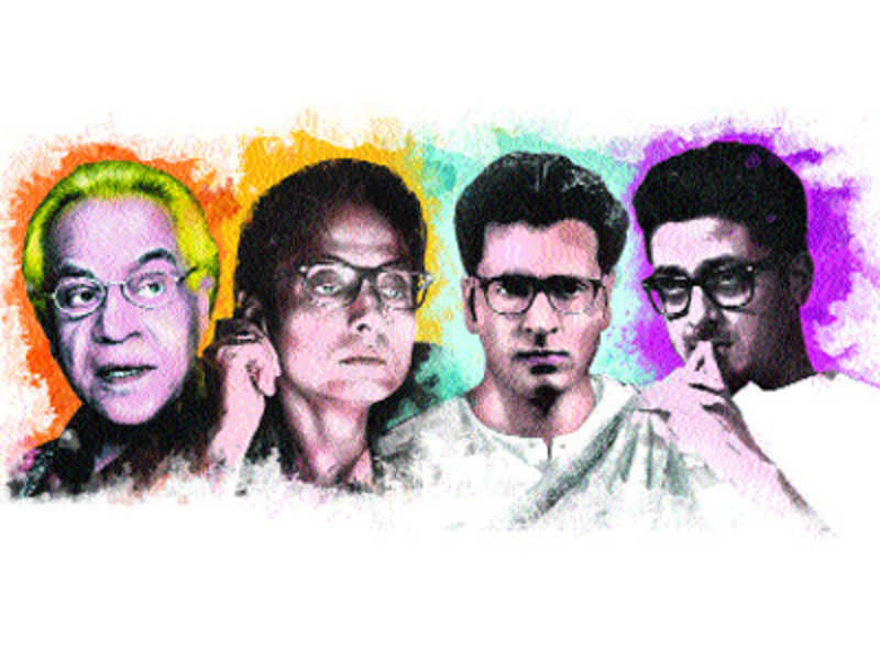 The mystery of the Byomkesh rights