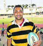 Rahul: The sportsman