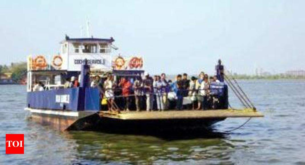 Maha Govt To Focus On Water Transport Via Port Development
