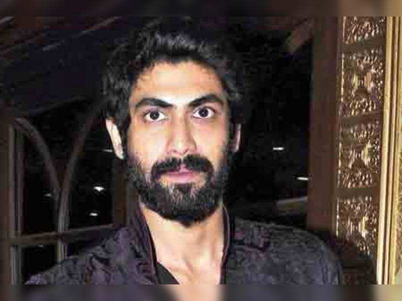 Rana to play guest role in Gautham-Simbu film