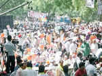 Farmer commits suicide at AAP rally