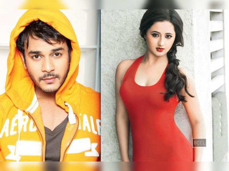 Rashami Desai And Jay Soni injured