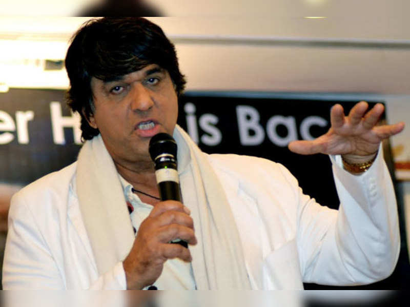 Mukesh Khanna is new chairperson of Children Film Society