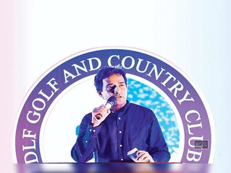 Opening of The Pavilion at DLF Golf & Country Club in Gurgaon