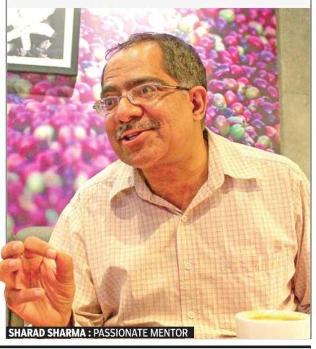 SharadSharma, Yahoo India's former R&D head, co-founder ofiSpirt.
