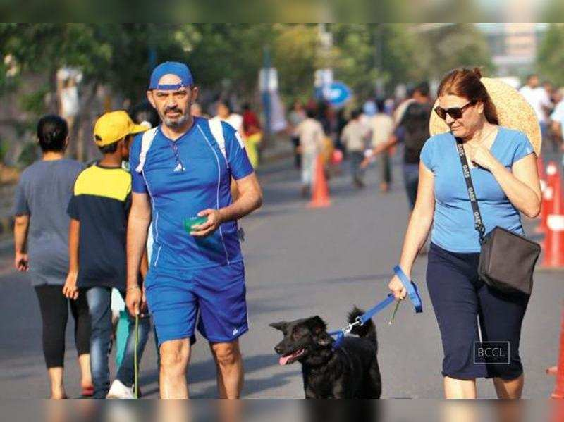 Get fit this Raahgiri Day in Gurgaon
