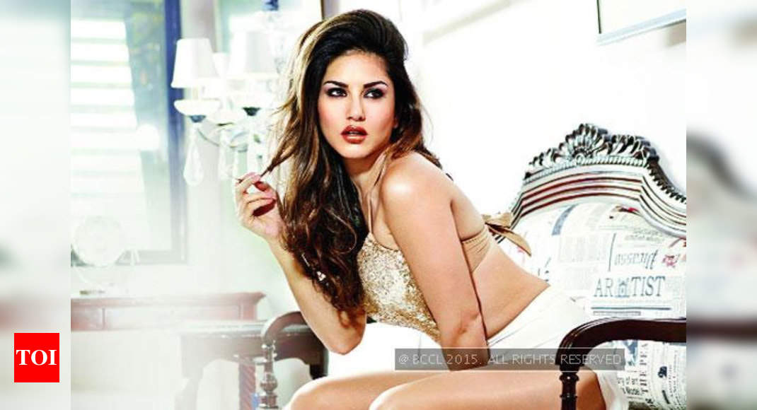 Sunny Leone Sunny Leone Tops Times Most Desirable Woman 2014 List