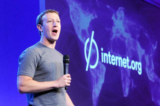 "Facebook's Mark Zuckerberg said Internet.org would operate as a free platform ""so anyone can build free basic services,"" but that the full internet would not be included."