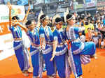 Dwarka Raahgiri goes traditional