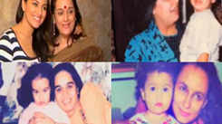 Bollywood celebrates Mother's Day
