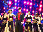 Sushant Divgikar performs during a special celebrity episode