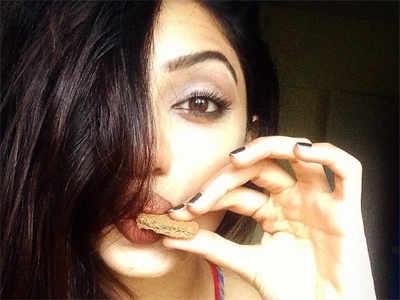 Gorgeous Miss India Earth loves Tibetan food