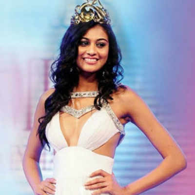 Neha Hinge; Miss International 2010 will make her debut in KV Vijayendra Prasad's yet-to-be-titled project.