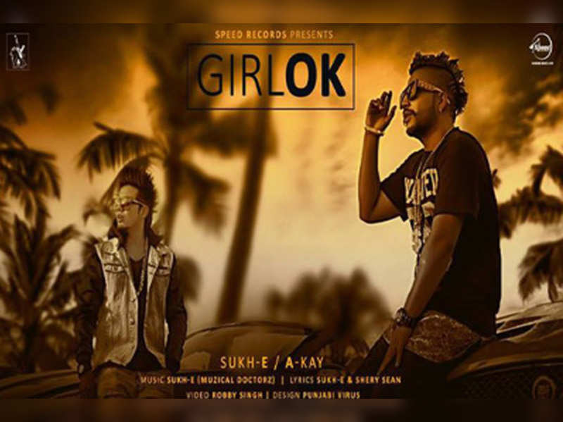 Sukh-E and A-Kay reunite for 'Girl-OK'
