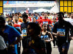 Participants take part in the 10k Marathon Photogallery - Times of India
