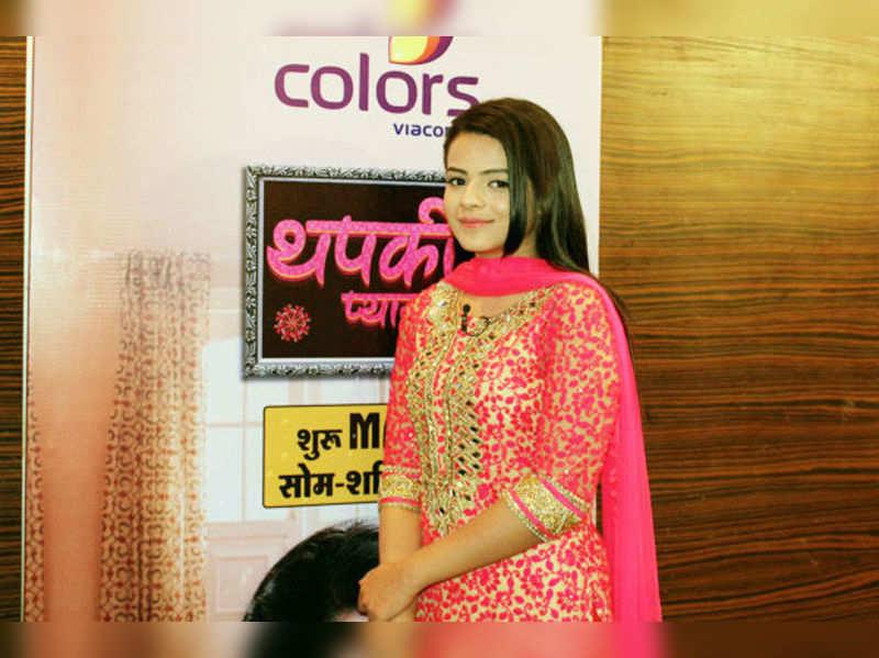 Jigyasa Singh at Colors Launches Thapki Pyar Ki (365642