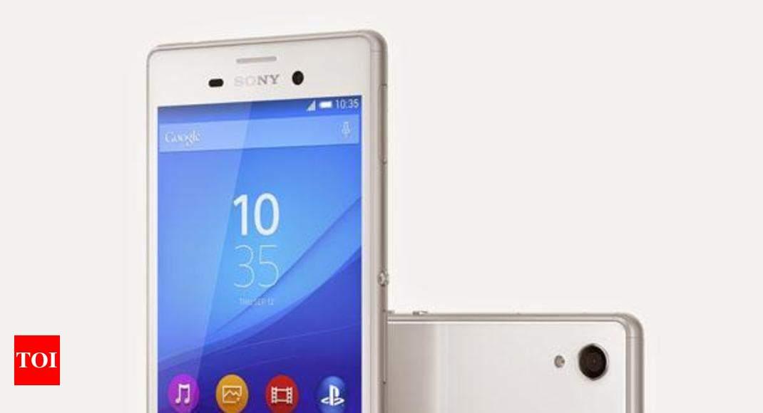 Sony Xperia M4 Aqua: Sony launches Xperia M4 Aqua, Xperia C4