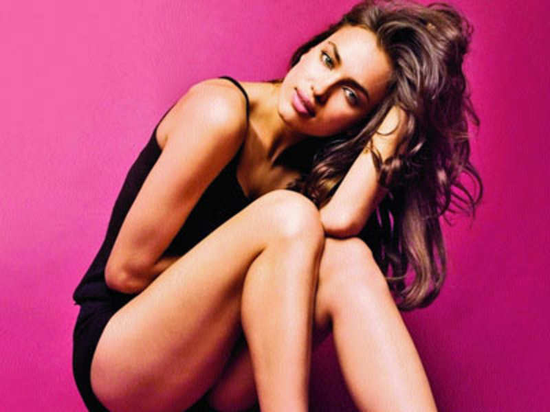 International hunks and their model girlfriends