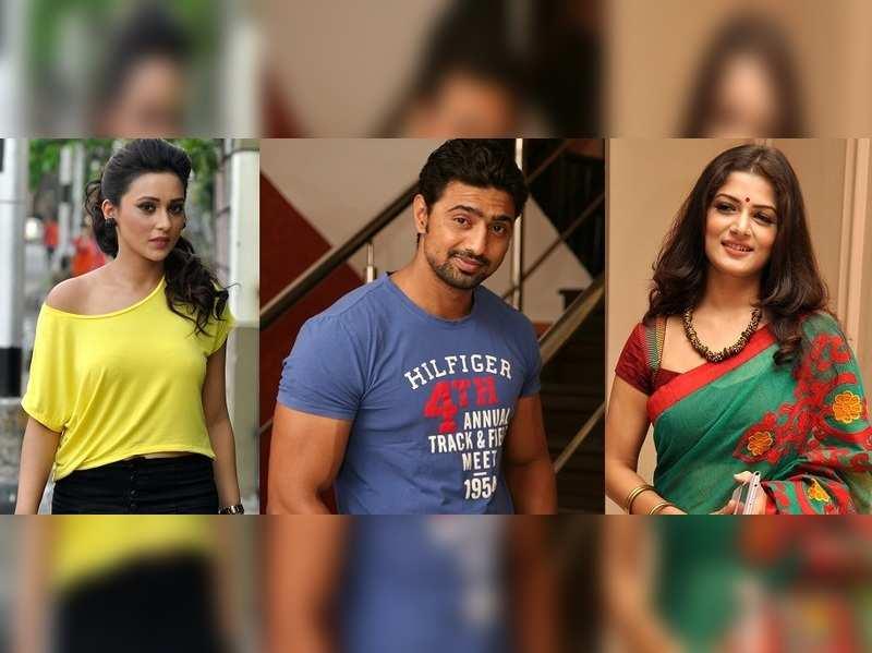 Mimi, Srabanti, Dev in Birsa's next film