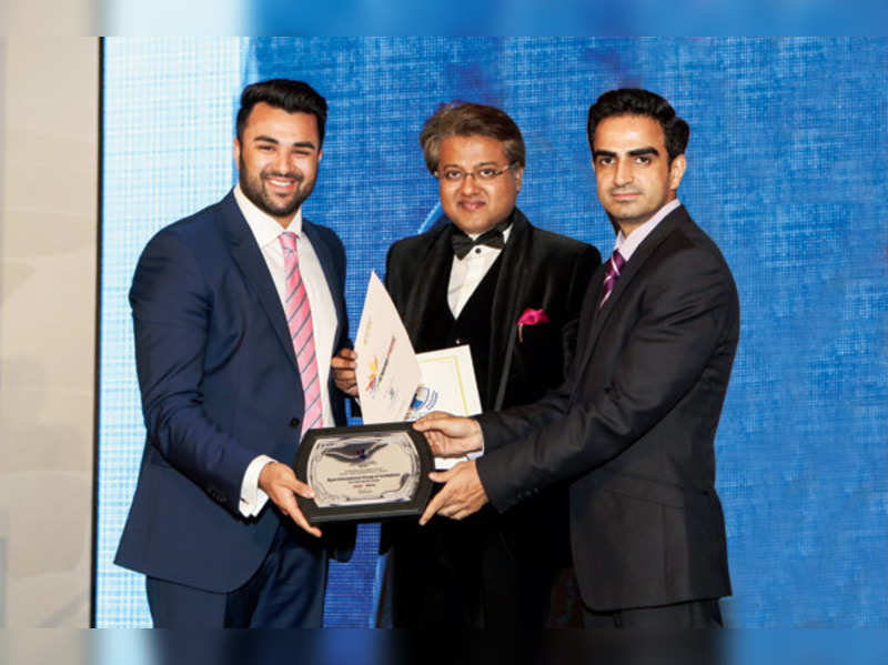 Ryan International Group of Institutions declared one of Asia's best K12 education institutes at the Asia's Best and Fastest Growing Institutes Awards held in Singapore