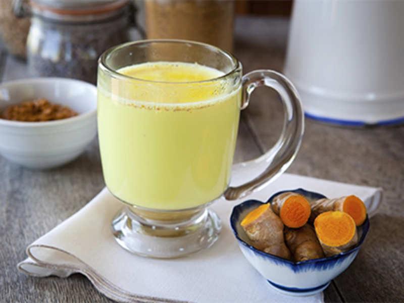 Here's how you should make turmeric milk