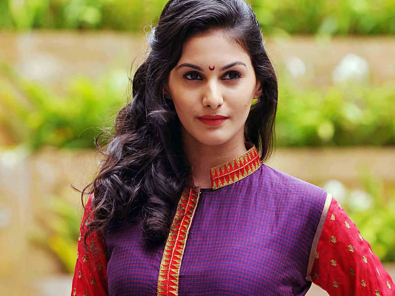 Amyra Dastur in 'Ticket To Bollywood'