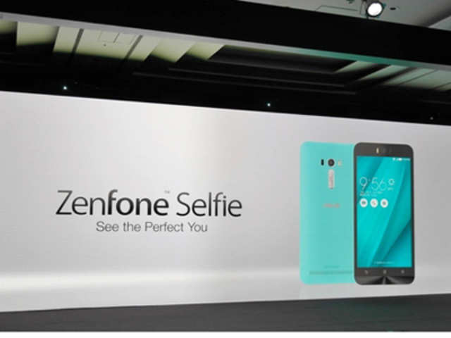 Asus Unveils ZenFone Selfie With 13MP Front Camera