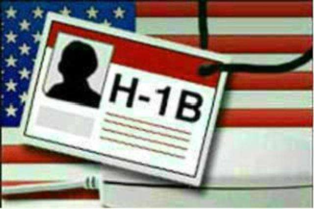 The United States, which received nearly 124,000 applications for the H-1B visas, has used lottery to determine who all would be given the most sought after work visas among IT professionals.