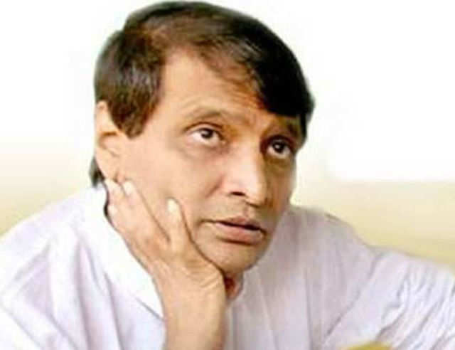 Railways under minister Suresh Prabhu has also set up a new house-keeping department in the Railway Board.