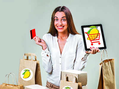Mango shopping goes online
