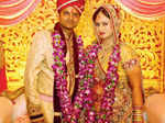 Rahul and Bhawna's wedding ceremony Photogallery - Times of India