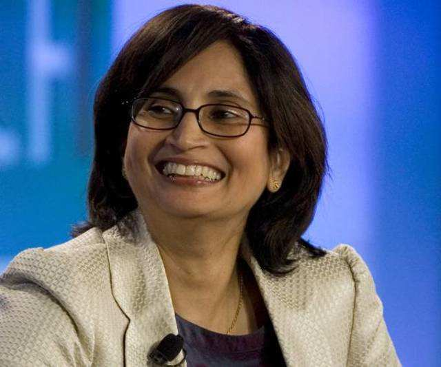 """Padmasree Warrior will move into a strategic advisor role """"effective immediately"""" and will stay on in this new role """"through the transition"""" until September."""